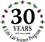 Lifelab30thlogo