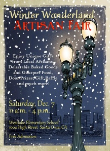 Westlake 2013 Artisan Fair 8x11 poster FINAL